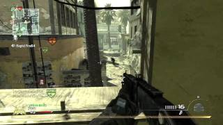 Modern Warfare 2 Spas-12 Tactical Nuke In 2 Min 38 Sec Mw2 Gameplaycommentary