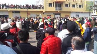 carnaval de tenancingo tlaxcala toreros 2014 dia martes