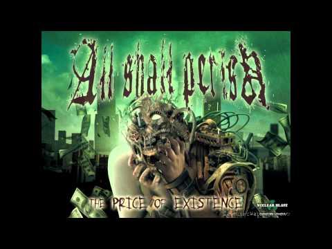 All Shall Perish - Prisoner Of War (Instrumental Cover)