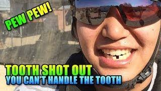 Tooth Shot Out - Extreme Airsoft Combat With M27 IAR (Airsoft Desert Fox Fields Gameplay/Commentary)