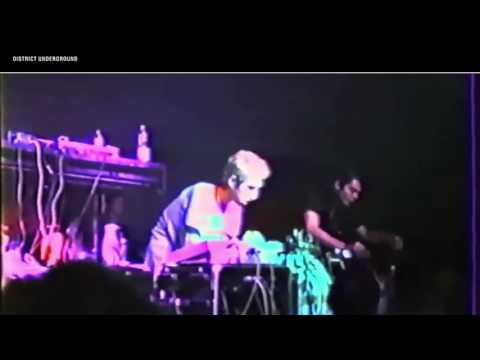 Daft Punk LIVE 1995 Unmasked