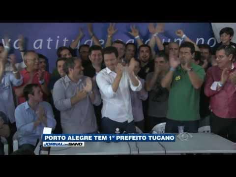 PSDB elege primeiro prefeito em Porto Alegre
