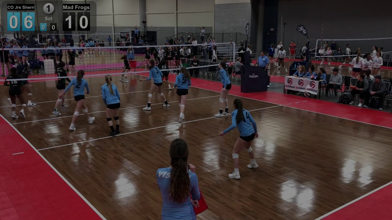 Audrey Dowd 2022 Setter - Pacific Northwest Qualifier 2019