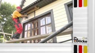 Монтаж сайдинга и водостоков от Деке Экстружн(, 2013-09-09T16:00:46.000Z)