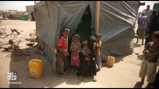 Yemen was poor before, but 'the war just finished us'