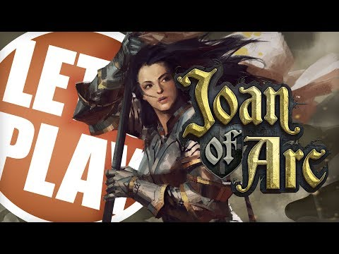 Let's Play: Time of Legends, Joan of Arc - Sword Searching