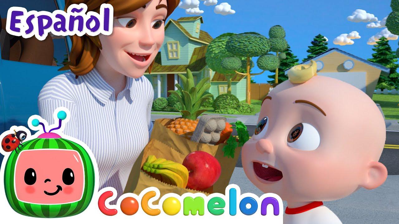 CoComelon en Español   Canción para ayudar   Canciones Infantiles y de Cuna