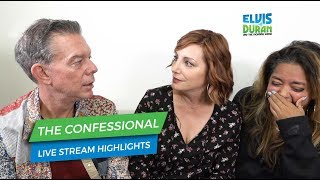Elvis Duran Show Confessional: Danielle Turned Down Justin Timberlake | Elvis Duran Exclusive
