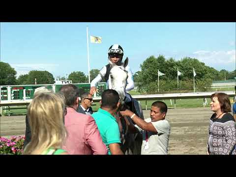 video thumbnail for MONMOUTH PARK 6-30-19 RACE 9 – OPEN MIND STAKES