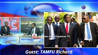 THE 6PM NEWS (Nigerian Court demands return of Ayuk TABE  & others)  - EQUINOXE TV