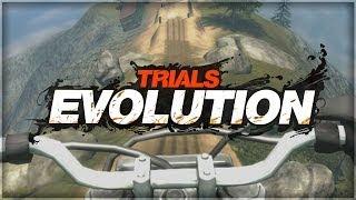 Trials Evolution | First Person Trials (Trials Funny Moments)