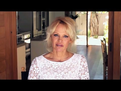 Operation Virus Hunter: A Salmon PSA with Pamela Anderson