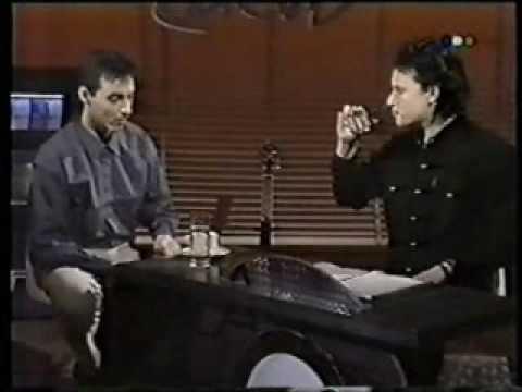 Pedro Aznar - Entrevista - 1993