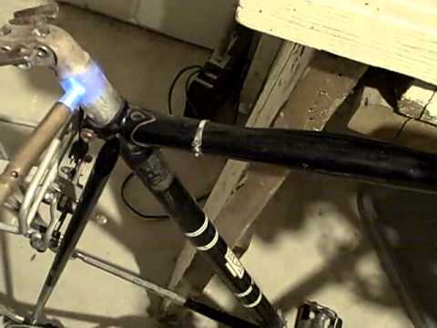 How to unseize an extremely stuck seatpost