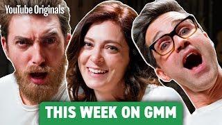 Rachel Bloom | This Week on GMM thumbnail
