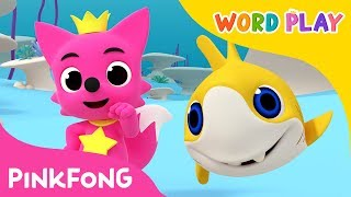 Move Like The Baby Shark | Word Play | Pinkfong Songs For Children