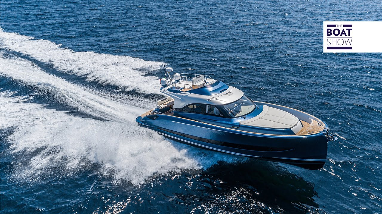 SOLARIS POWER  48 FLYBRIDGE - Motor Yacht Review - The Boat Show