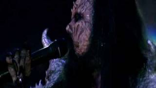 Lordi - Not The Nicest Guy (live Stockholm 2007)