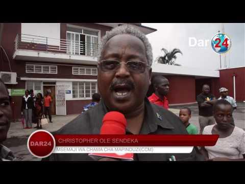 Ole Sendeka aipongeza Serikali kwa kununua ndege 2 mpya za Air Tanzania