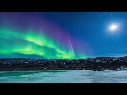 Doğa'nın Büyüleyici Renkleri 1 - Kuzey Işıkları HD