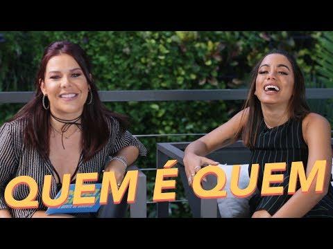 Quem É Quem - Fernanda Souza + Anitta - Vai, Fernandinha - Humor Multishow - Exclusivo
