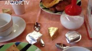 ИТАЛИЯ: Завтрак в отеле за 23 евро в сутки в Риме... ROME ITALY(, 2014-04-24T08:18:25.000Z)