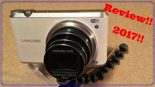 Samsung WB350F Review 2017!!!