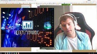 Мой вклад на Bittrex в криптовалюту - 0 43705791 BTC / 1030 97 USD