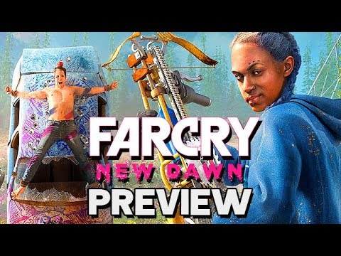 Far Cry New Dawn Gameplay German Preview - Jetzt schon Far Cry 6? thumbnail
