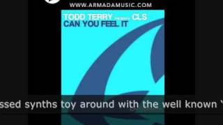 Todd Terry Presents CLS - Can You Feel It (In-House Dub)