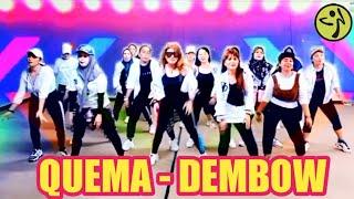 QUEMA - JENN MOREL - DEMBOW - ZIN 92 - ZUMBA