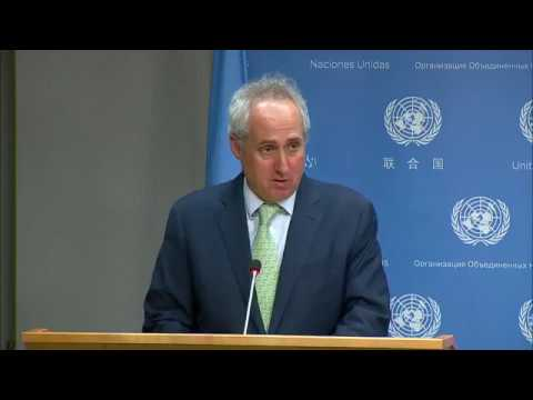 Democratic Republic of the Congo & other topics - Daily Briefing (16 June 2017)