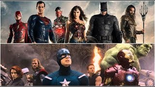 Best Of Soundtrack Movie Marvel and DC (Epic Music - Theme Song ) - Musique film Marvel vs DC