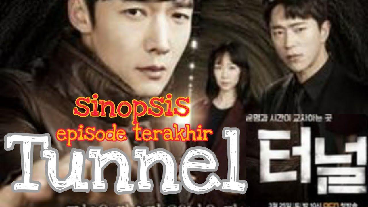 Download Sinopsis (alur cerita) drakor TUNNEL episode terakhir.