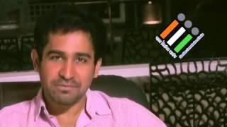 Karnataka Music Director Vijay Antony appeals to register and vote
