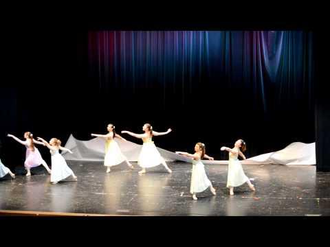 Halleluiah Chorus from Handel's Messiah by Reflections School of Dance