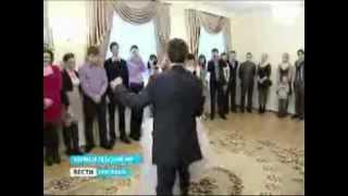 Первая корпоративная свадьба в Вощажниково