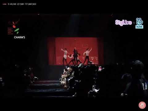 SHINee Key at HERA Seoul Fashion Week 2018 - CHARMS stage full Mp3