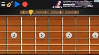 Surat Cinta Untuk Starla - Vrgoun /Real Guitar Android Accoustic