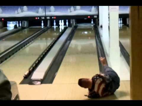 Johnny Hudson Bowling 2/5/11
