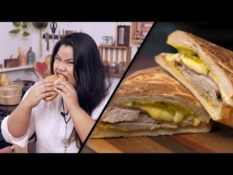 Cubano Sandwich | Jen Phanomrat