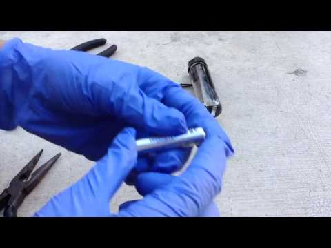 Opening Batteries Pt 6: Ultimate Lithium Battery
