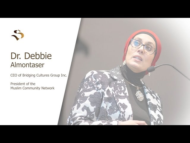 LEADING WHILE MUSLIM -DR DEBBIE ALMONTASER -INSPIRATIONAL MUSLIMS -E-05