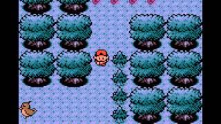 Pokemon Crystal - Pokemon Crystal (GBC / Game Boy Color) - Getting HM01(Cut) - User video