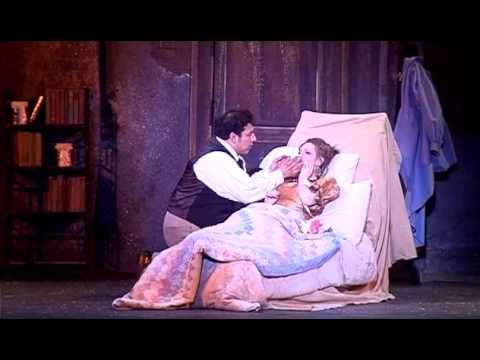La Boheme Act 4 - Finale  (The New Jersey Association of Verismo Opera)
