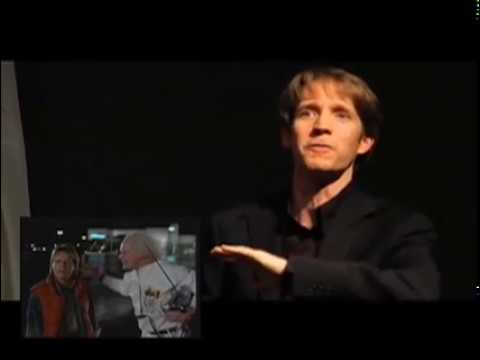 Back To The Future Voice Impressions By James Arnold Taylor