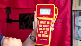 DET Verifier Pre-Training: Retrotec Blower Door, Duc Tester, & Manometer Configuration