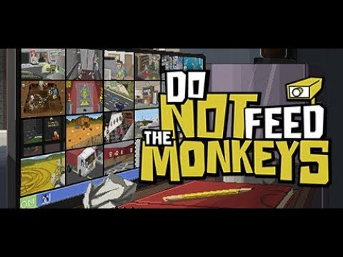 Большая ошибка #2 Do Not Feed the Monkeys