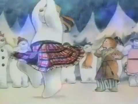 Der Schneemann (The Snowmann) 1982 Englische Fassung...