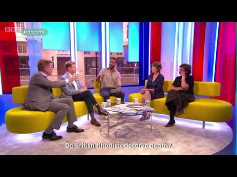 Tom Wilson discusses the fate of the ISIS 'Beatles' on BBC Sunday Morning Live